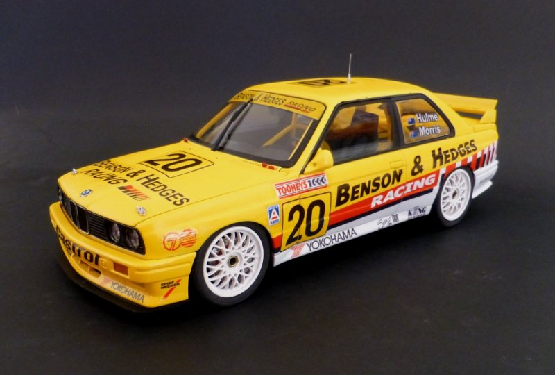 BMW E30 M3 Benson Hedges Bathurst 1000 1992