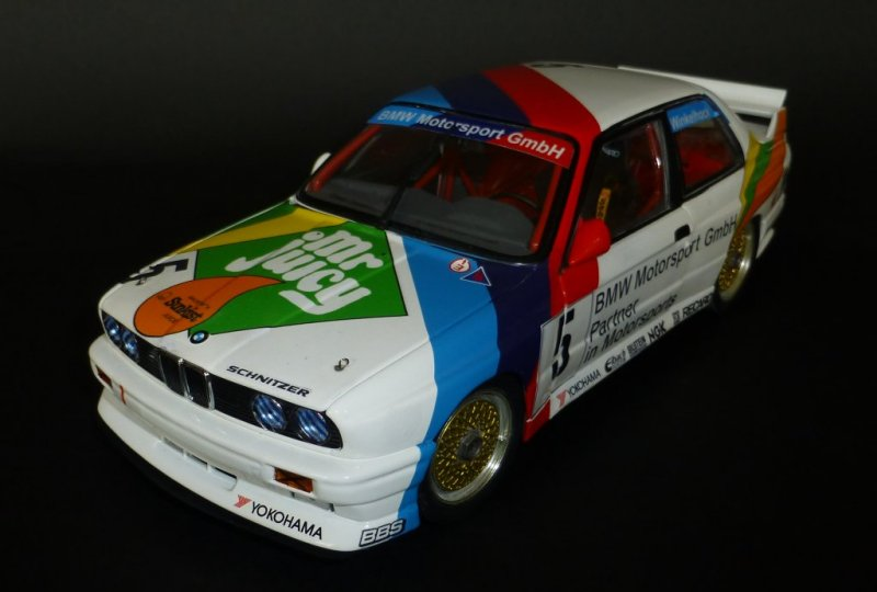 BMW E30 M3 Mr Juicy Macau 1990
